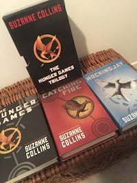 Hunger games trilogy Gatineau, J9A
