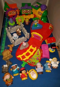 Group two of Little people toys  ■Barrie■ Barrie, L4M 3J4