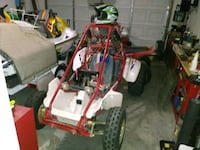 red and black dune buggy Las Vegas, 89183