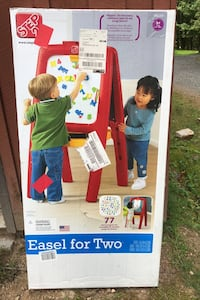 Double-sided easel Inwood