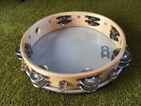 Tambourine for drum set professional percussion . New Westminster, V3M 2P8