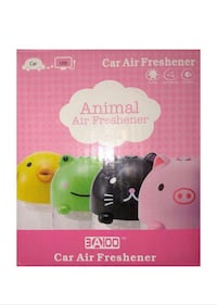 NEW Cute Office Car Oil Diffuser & Air Freshener Toronto, M6P 2W7