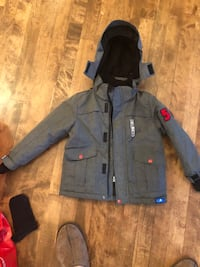 Boys snowsuit 4T