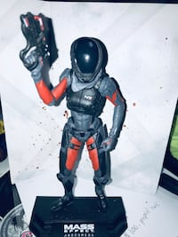 McFarlane Mass Effect Andromeda Sara Ryder action figure Chicago, 60632
