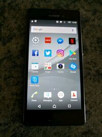 black LG android smartphone with box Ottawa, K0A 1K0