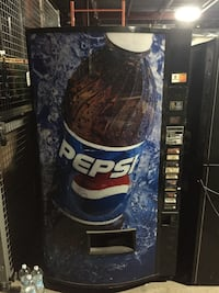 Vending machine.  Vaughan, L4K