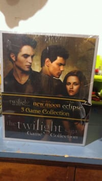 The Twilight saga 3 game collection Guelph, N1E 1B3