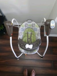 Graco swing in awesome condition Brampton, L6T 2X3
