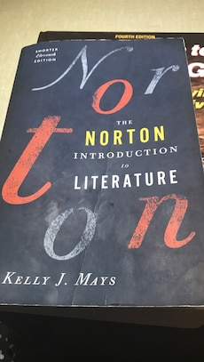 Norton Introduction to literature by Kelly J Mays shorter 11th edition