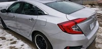 2017 Honda Civic Touring comes with safety  96000 km Mississauga