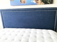 Queen sized bed WITH BOXSPRING Brantford, N3R 0B5