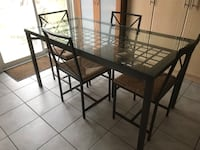 Table & 4 Chairs for Sale! TORONTO