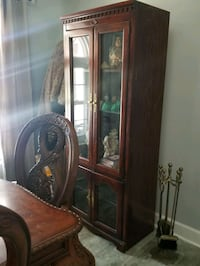 1 china cabinet 2 book shelves  Metairie, 70006