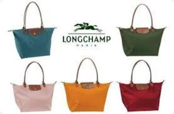 d8d249bf1a9f Used limang iba t ibang kulay Longchamp tote bag for sale in General  Mariano Alvarez
