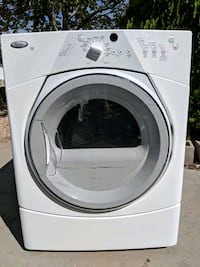 Delivery  Front Load Electric Clothes Dryer  Albuquerque, 87111