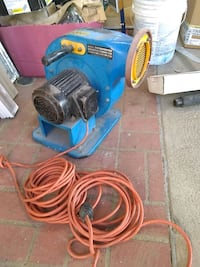blue and black Makita corded power tool Los Angeles, 91402