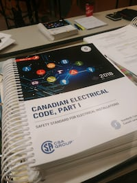 Code book canadian electrical Surrey