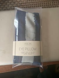 Lavender scented eye pillow!!