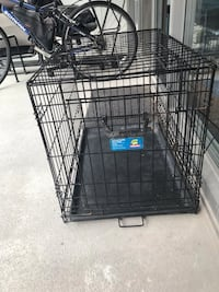 Medium size dog / pet crate Toronto, M4Y
