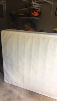Full Size Box Spring West Windsor Township, 08550