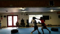 Boxing training and conditioning.... Alexandria