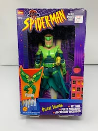"""Brand New Vulture Villain of Spider-Man (From the Hit 90's series) 10"""" Action Figure"""