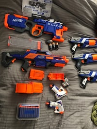 Nerf collection San Diego, 92104