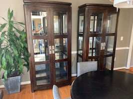 CHINA DISPLAY CABINETS