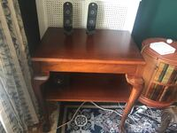 Office table/ end table. Beautiful quality   Chicago, 60614