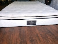 queen mattress extra thick Euro pillowtop d Edmonton, T5N 3H8