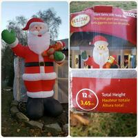 Inflatable Santa Claus Vaughan, L4K 5W1