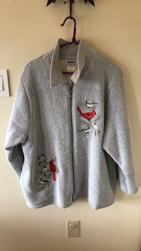 QUILTED JACKET LARGE PETITE LIKE NEW Hanover, 21076