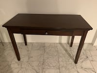 Brown Desk