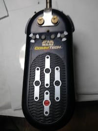 oval black Star Wars commtech electronic device