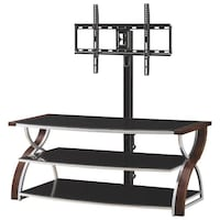 """NEW Whalen 3-in-1 TV Stand for TVs Up To 60"""" (BBCXL54-NV) - Nova Mississauga"""