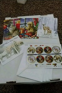 4 Holiday cards Commerce City, 80022