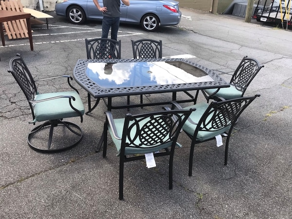Used Hampton Bay Patio Furniture For Sale In Marietta Letgo