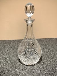 Crystal Decanter St. Louis, 63109