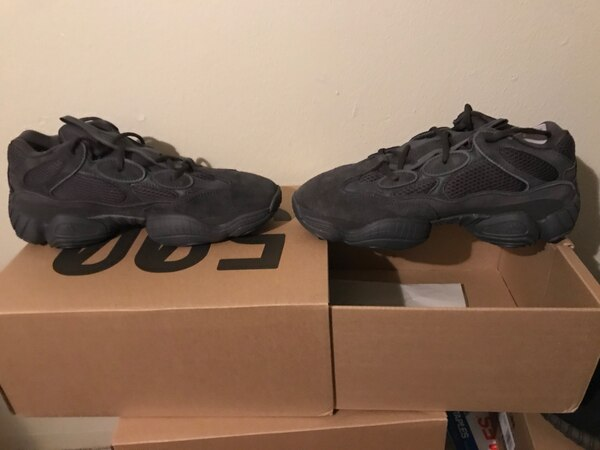 4091e1f82be7a Used YEEZY 500 (Size 10.5) for sale in New York - letgo