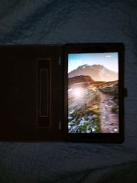Amazon Fire HD 8 , with leather case Prattville