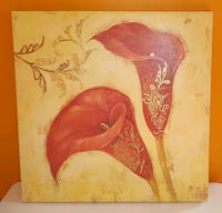 Calla Lily Canvas Painting - MAKE AN OFFER!