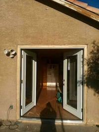FRENCH DOORS INSTALLED  Las Vegas