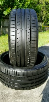235/35/19 CONTINENTAL SPORT CONTACT 99% TREAD  Clearwater, 33756