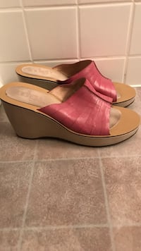 Pink sandals Indigo by Clarks Boise, 83709