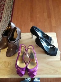 Size 6, None have been worn Frederick, 21703