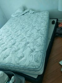 Queen Matress + bed box Kendall, 33156
