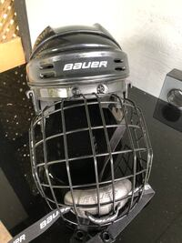 BN Bauer Ice hockey helmet w/guard