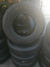 4 Goodyear tires 265/70/17