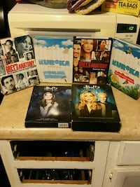 Dvd TV show collection all for  Landrum, 29356