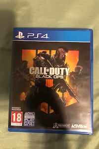Call of Duty-Black Ops 4